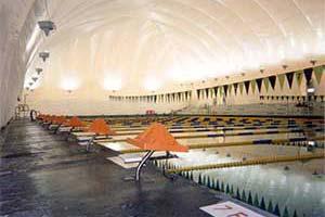 Критий басейн для змагань