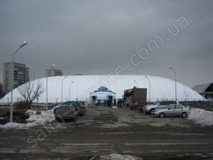 Ледовый каток «Полюс-2»