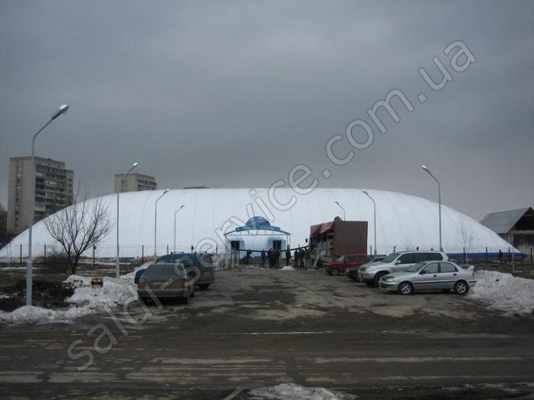 Ледовый стадион «Бабурки»