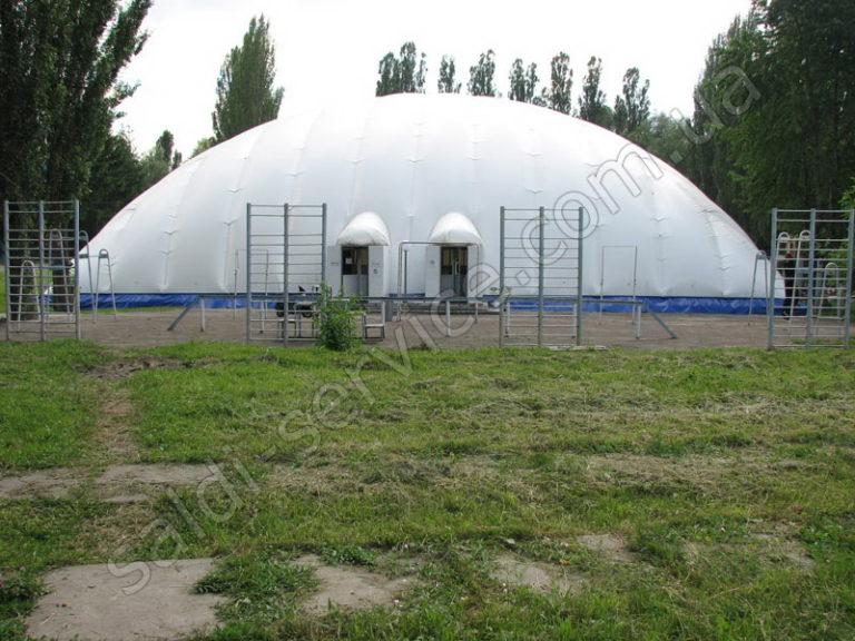 Ледовый стадион на проспекте Глушкова