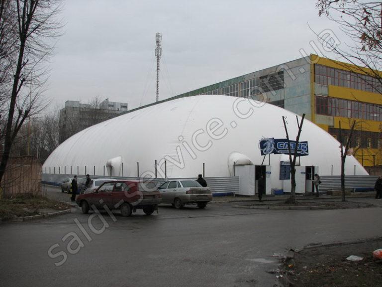 Ледовый стадион «Слайз»