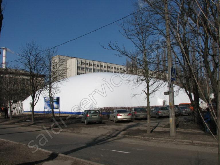 Ледовый стадион в Киеве