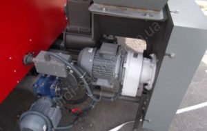 Мотор теплогенератора PEL-H