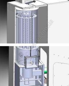 Особливості конструкції SLIMPEL
