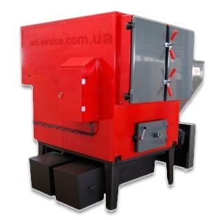 Промислові твердопаливні котли pel 130-1000 кВт