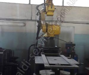 Зварювальний робот