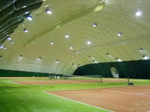 Теннисный клуб «Спортклас» внутри