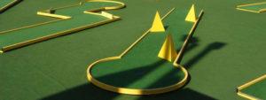 Трасса для гольфа