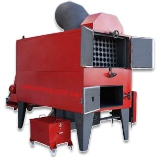 Твердопаливні теплогенератори гарячого повітря pel-h 150-1000 кВт