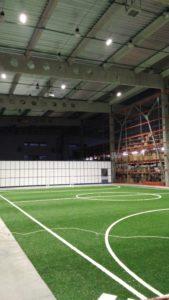 Футбольне поле Samsung