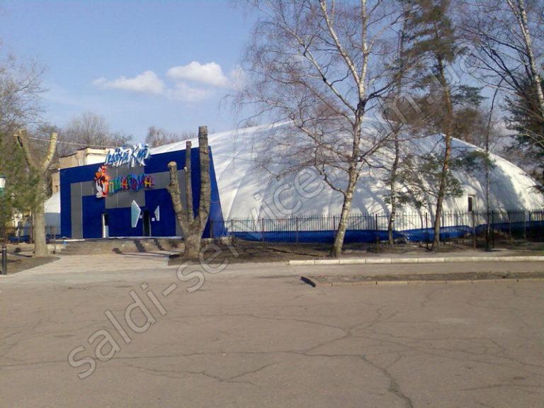 Ледовый стадион «Пингвин»
