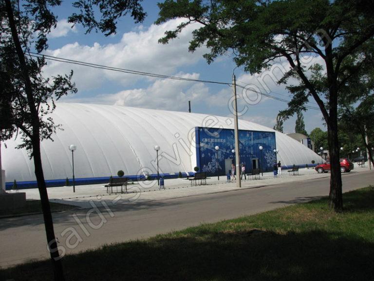 Ледовый стадион в Тирасполе