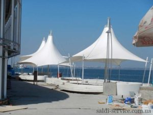 Installation of awning designs Odessa