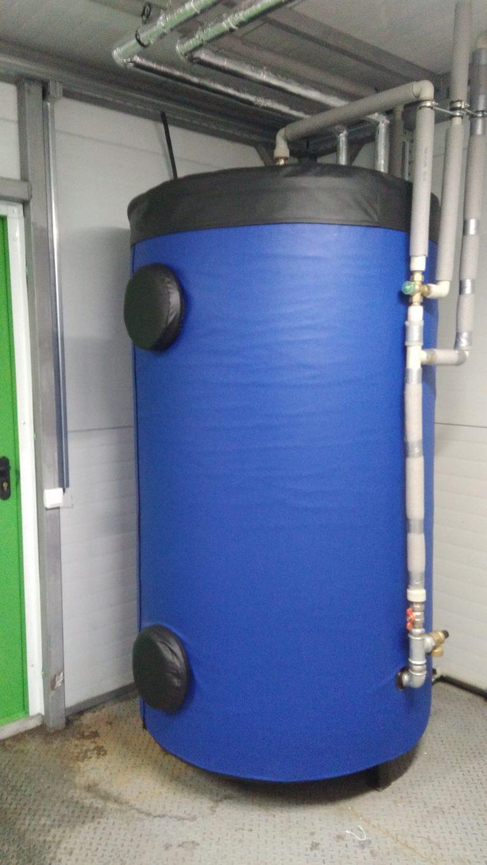 Монтаж воздушного отопления в Жулянах