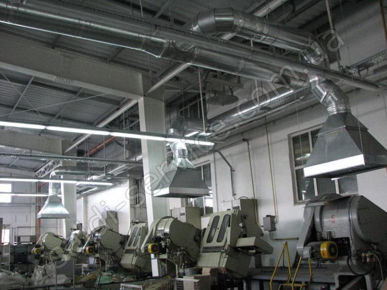 Производственные цеха «Импресс-Украина»