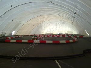 Entertainment center in Moscow
