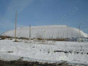 Warehouse storage potassium salt