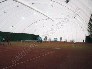 Спортивний клуб «Тайм-Аут» всередині