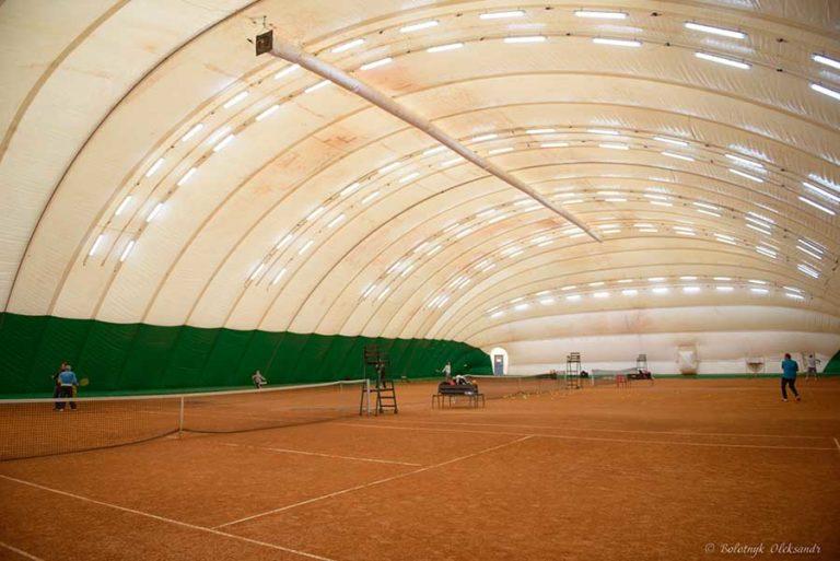 Теннисные корты в городе Харьков