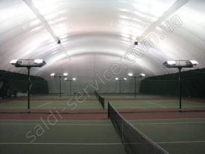 Тенісні корти в Маріуполі