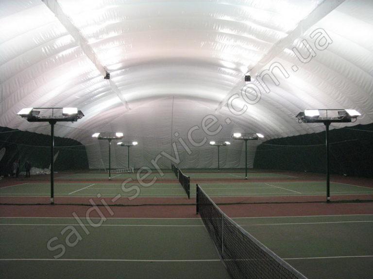 Теннисные корты в Мариуполе