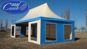 Awning pavilions cost