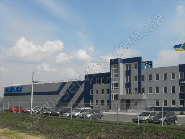 Торгово-складской комплекс RUFLEX