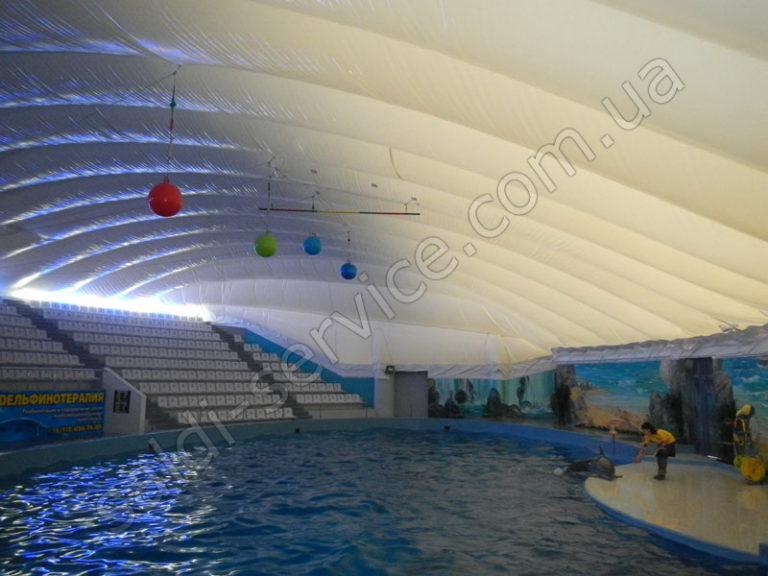 ВОК Дельфинарий в Сочи