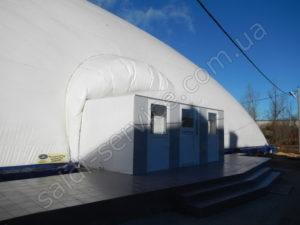 ПОК Льодовий каток в Щербинці