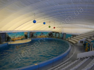 ASS Dolphinarium in Sochi