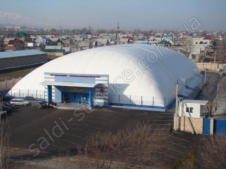 Воздухоопорная конструкция в Бишкеке