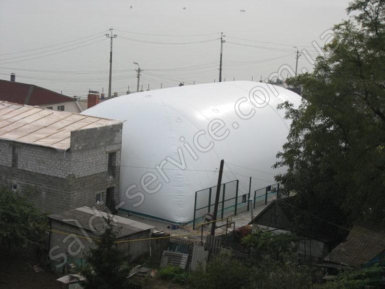 Воздухоопорная конструкция в Мариуполе