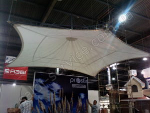 "Exhibition stand in Kiev ""Expo Plaza"""