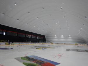 Освітлення льодової арени світлодіодними прожекторами м. Маріуполь (3)
