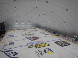 Lighting of the ice arena with LED floodlights in Mariupol (4)