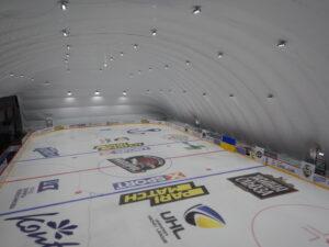 Освещение ледовой арены светодиодными прожекторами г. Мариуполь (4)