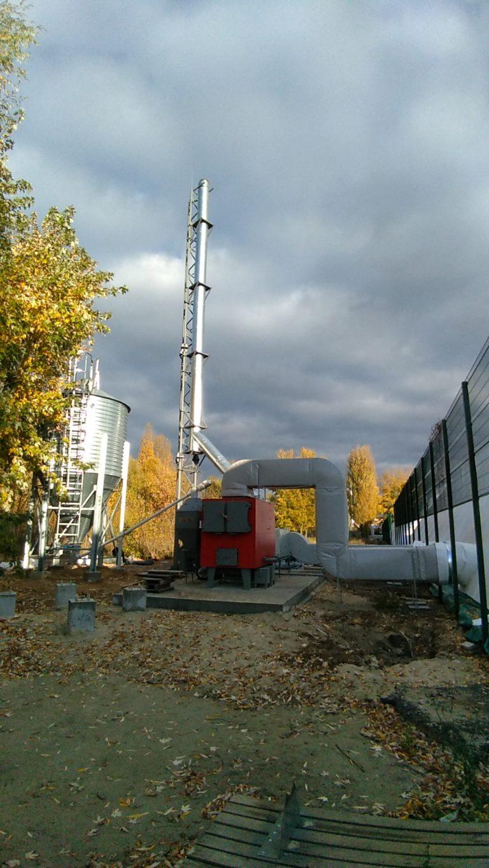 Воздухоопорная конструкция для теннисного корта в Жулянах (5)