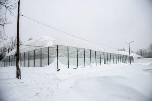 Повітроопірна конструкція для тенісного корту в Жулянах (9)