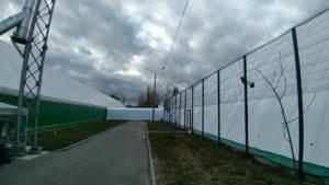 Повітроопірна споруда для тенісного корту в Жулянах (8)